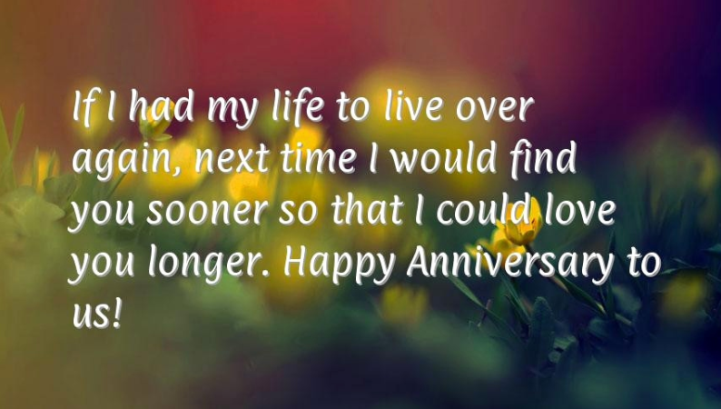 Anniversary Messages For Wife