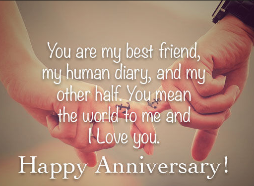 Anniversary Messages for Your Boyfriend