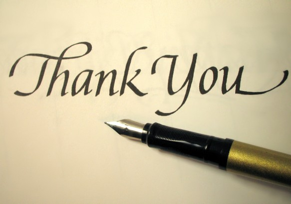 Best Thank You Quotes and Sayings