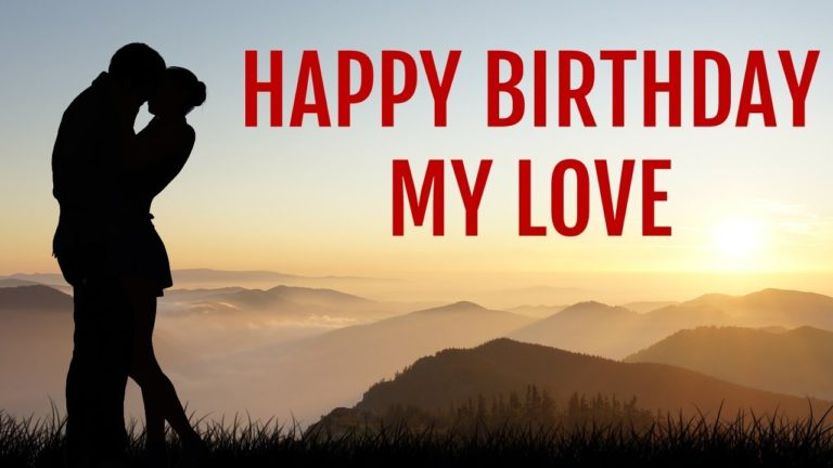 Birthday Wishes For Lover (Long Birthday Messages For Boyfriend)