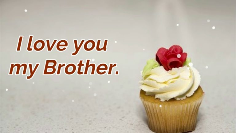 Birthday Wishes For Younger Brother (Birthday Wishes For Little Brother)