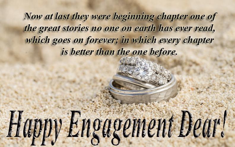 Congratulation Messages For Engagement