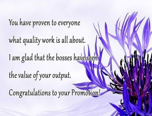 Congratulation Messages to Colleagues
