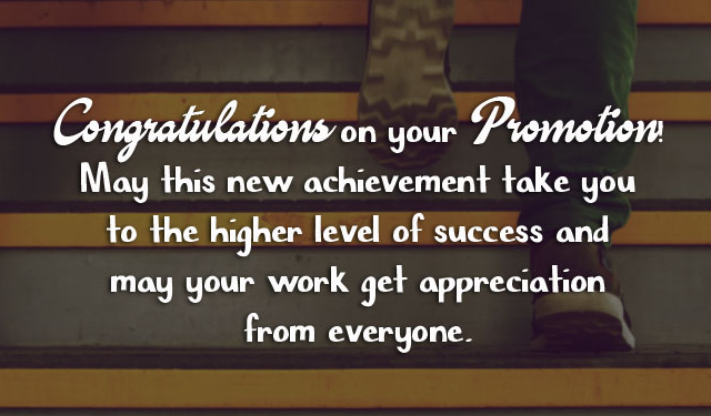Congratulations To Our Colleague