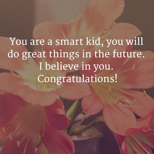 Congratulations on your graduation my love