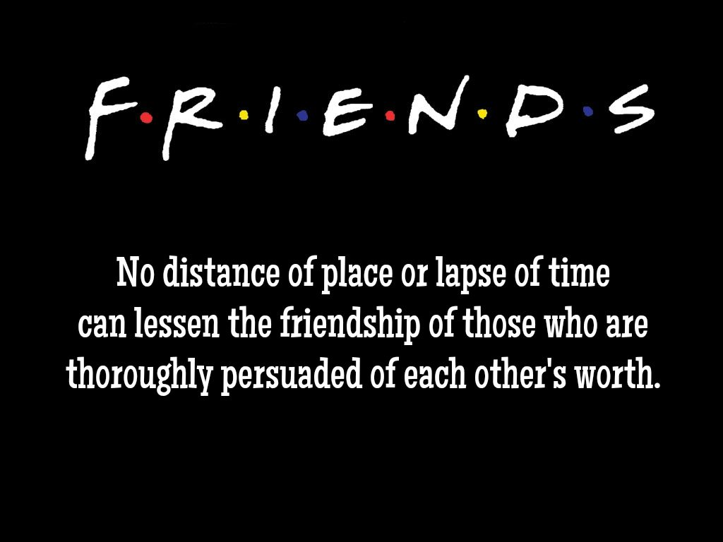 Friendship Quotes About Time
