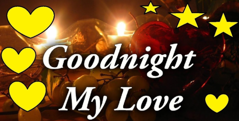 Good Night Messages For Lover (Good Night Message For Friends)