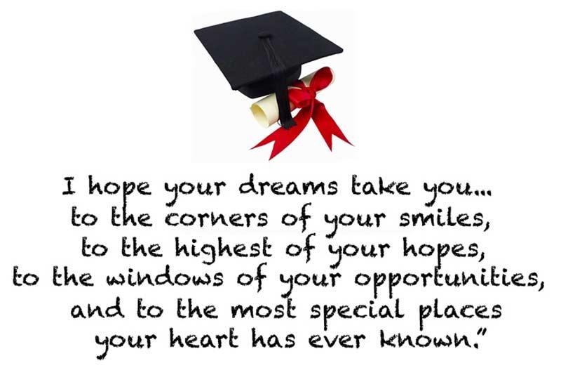 Graduation letter to boyfriend