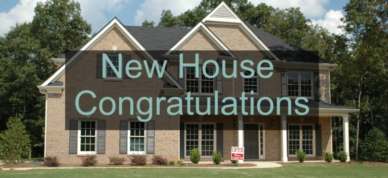 New Home Congratulations | Congratulations On Your New Home (New Home Wishes)