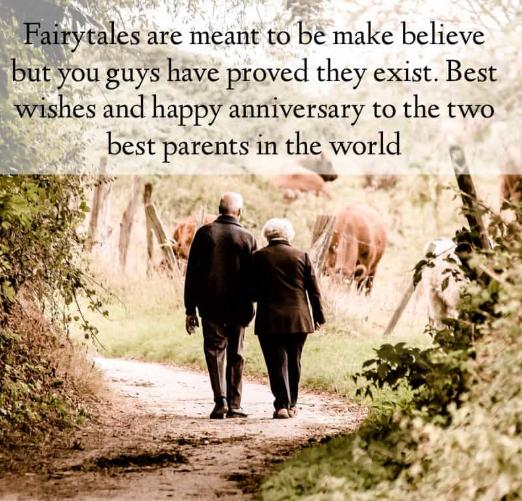 Parents Anniversary Quotes