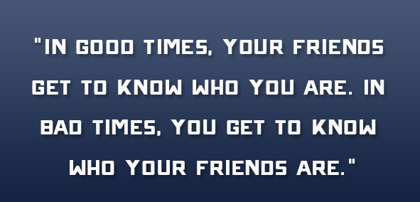 Quotes About Good Times With Friends