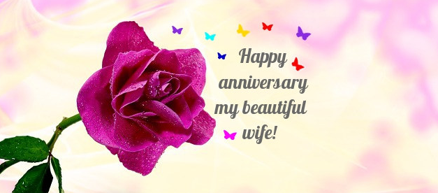 Romantic Anniversary Wishes For Wife (Anniversary Wishes For Wife)
