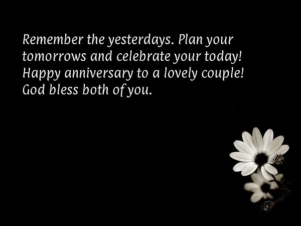 Wedding Anniversary Quotes for Your Parents
