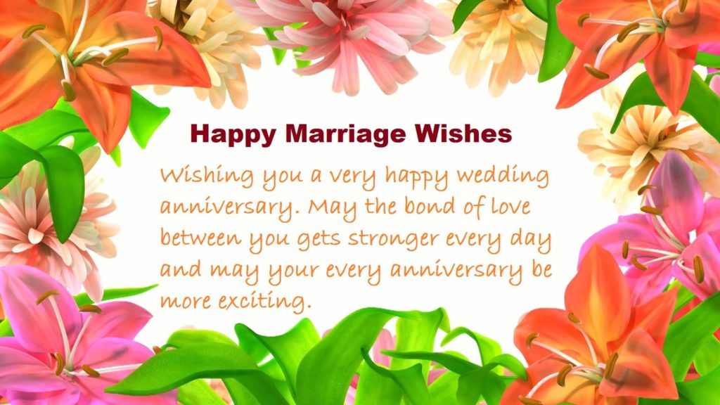 Wedding Wishes Quotes For Friend