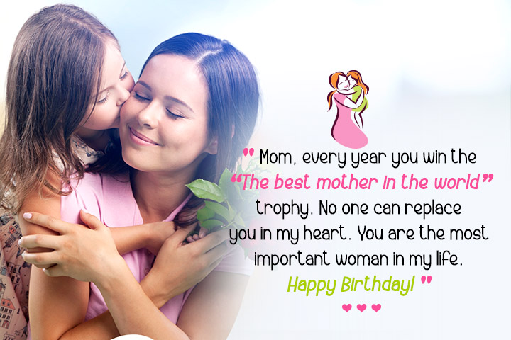 Wishes to Mother