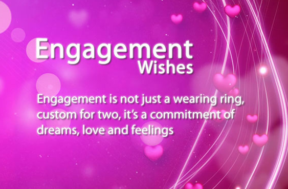 Congratulations On your Engagement Sister