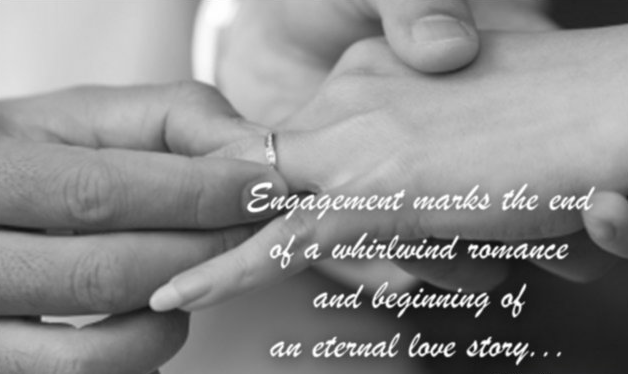 Engagement Messages For Sister