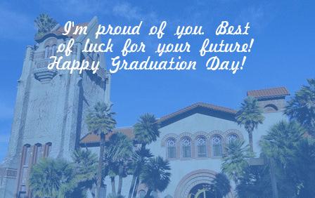 Happy Graduation Message