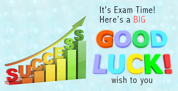 Good Luck Exam Wishes For Lover