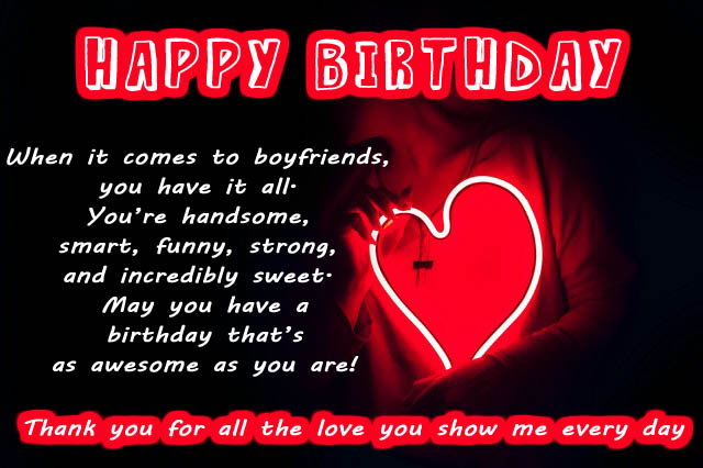 Happy Birthday to My Wife With Love
