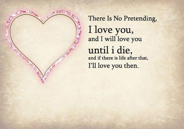 Love Sayings For Him