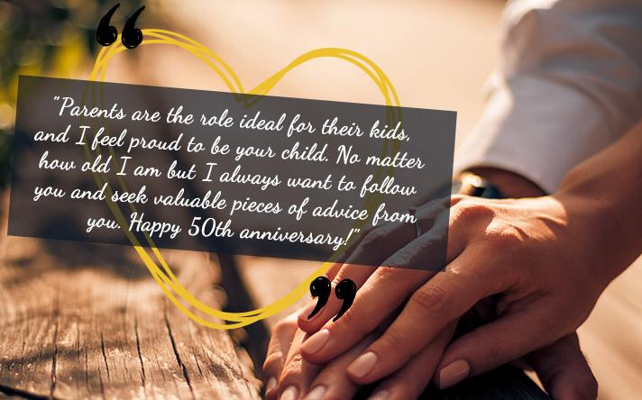Mom dad anniversary wishes
