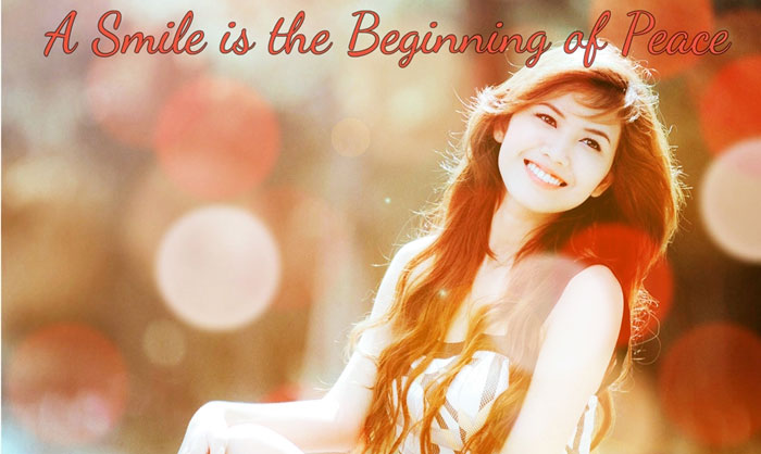 Beautiful Smile Quotes For Her