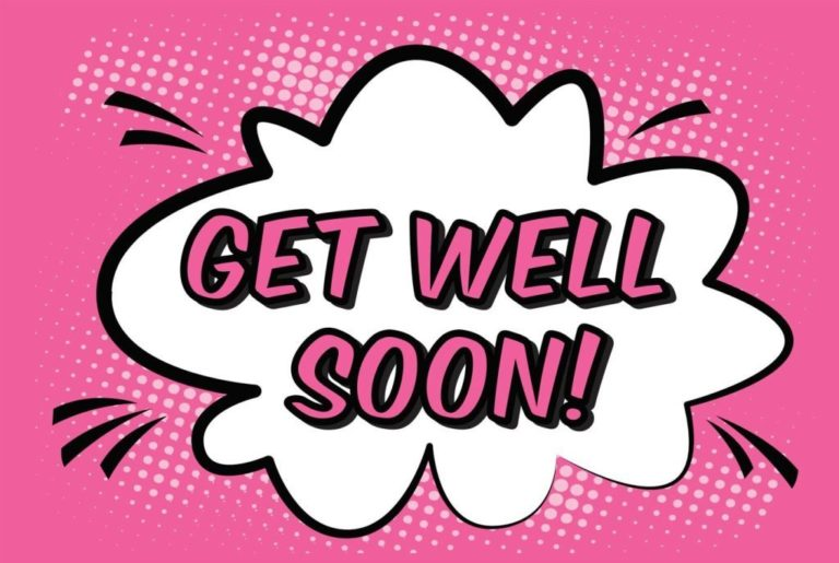 Get Well Soon Quotes (Get Well Soon Messages For Loved Ones)