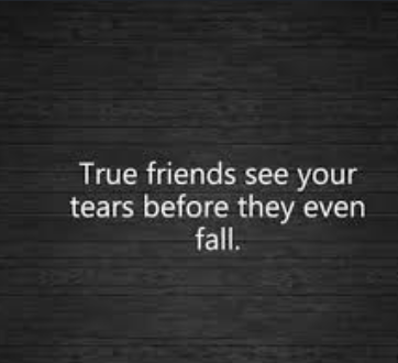 True Quotes About Friends