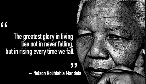 Inspirational Quotes Of Nelson Mandela