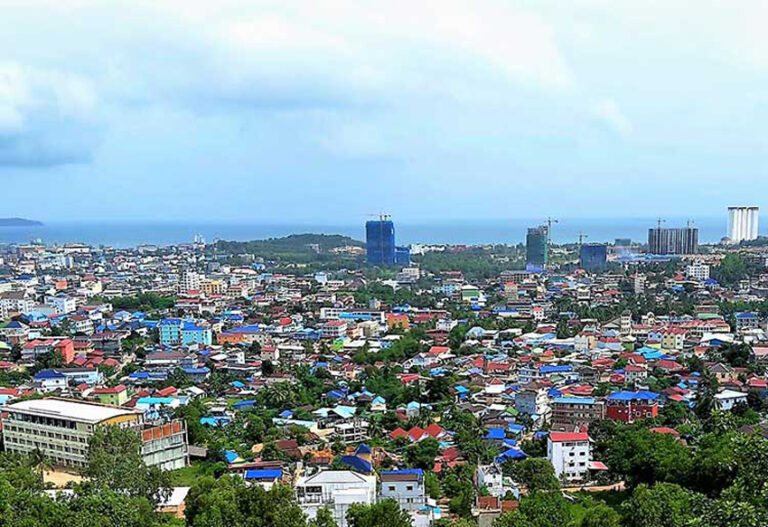 A New Masterplan For Sihanoukville Promises Transformation And Recovery