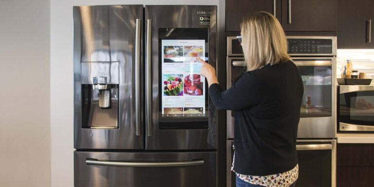 A Samsung Fridge For All Working Youth