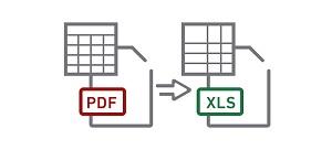 Best 3 ways to convert PDF to XLSX