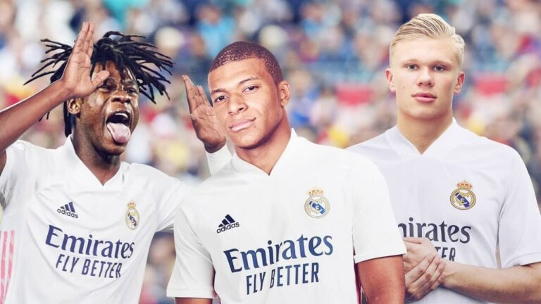 Real Madrid's New Transfer Strategy