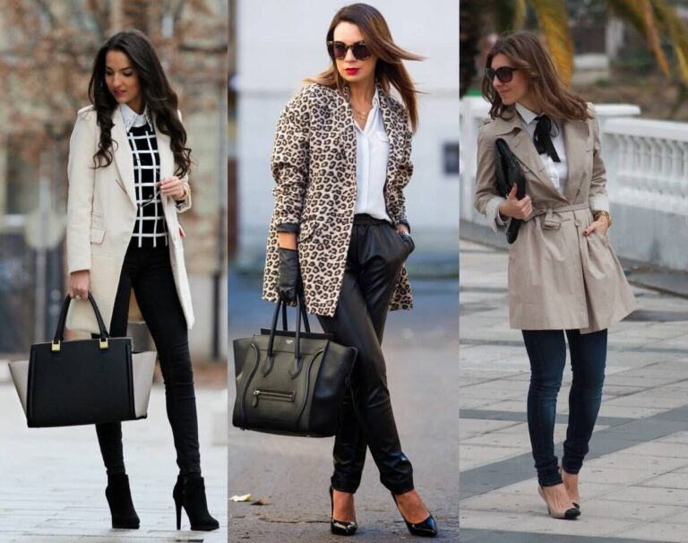Tips For Creating Signature Style After 40