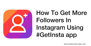GetInsta Is The Easy Way To Get Free Instagram Followers and Likes