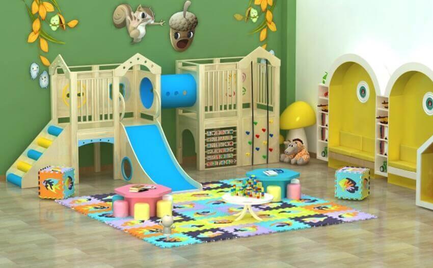 Best Indoor Playground for My Child